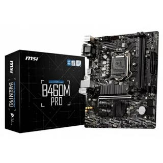 Placa base MSI B460M Pro