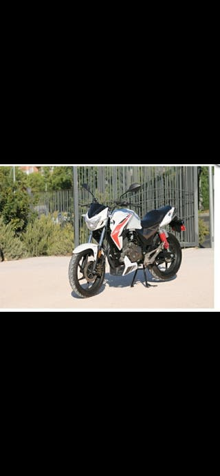 MH MOTORCYCLES 125