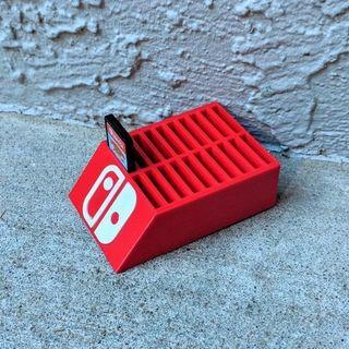 Mini Organizador Juegos Nintendo Switch