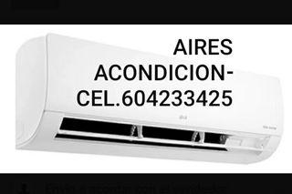 AIRES ACONDICIONADOS INSTALACION Y REPARACION