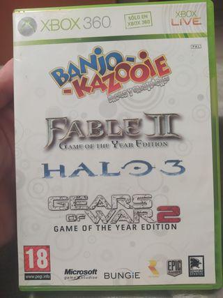 XBOX 360 juego Banjo Kazooie