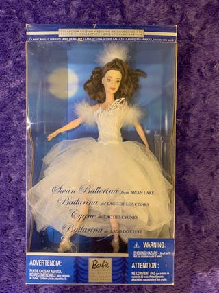 Barbie Collector Edition Swan Ballerina