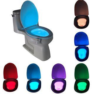 8/16 Colors LED Sensor Motion Activated