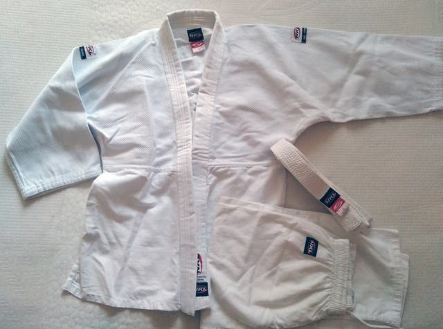 Judogi Nkl modelo Basic Judo IMPECABLE