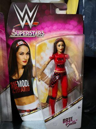 WWE Superstars, lote.
