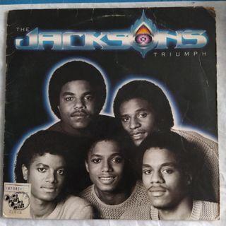 The Jacksons - Triumph (1980, US)