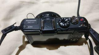Cámara de fotos Lumix LX7