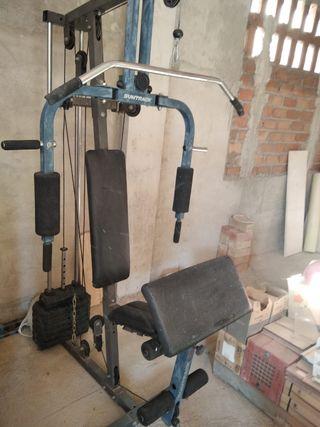 máquina para musculacion