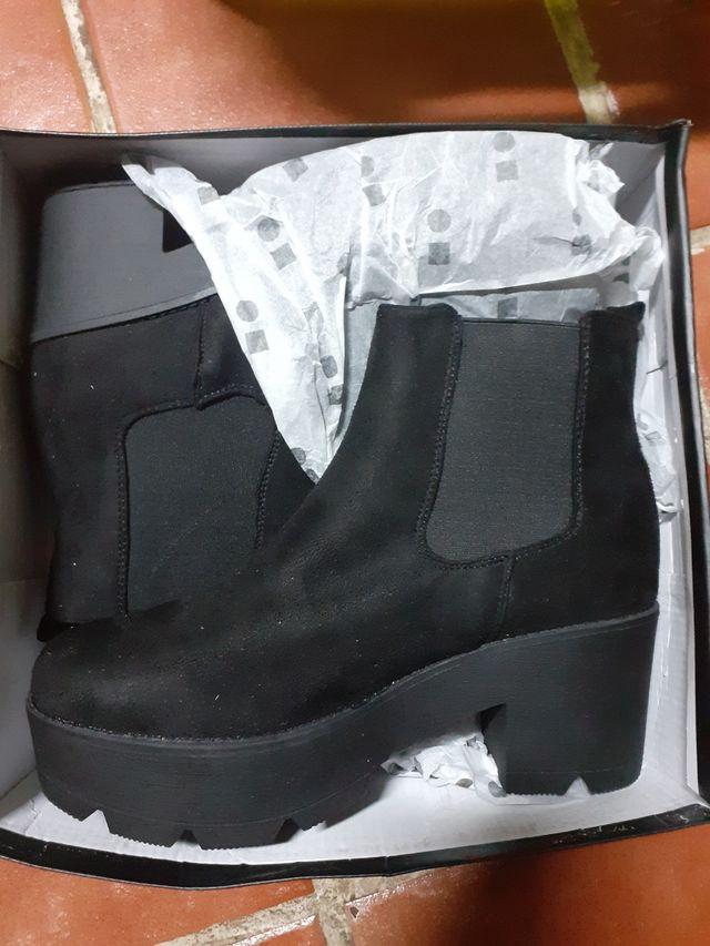 zapatos de mojer