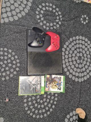 Xbox One 1Tb con 2 mandos + 2 juegos