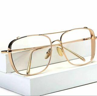 Gafas Óptica Transparente