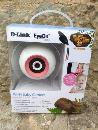 camara vigilancia bebé
