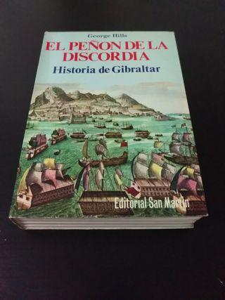 el peñon de la discordia. historia de gibraltar