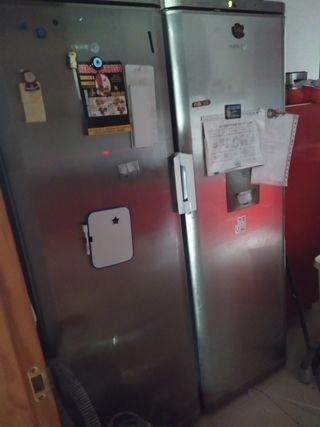 Fagor Nevera(funciona) y congelador(no funciona)