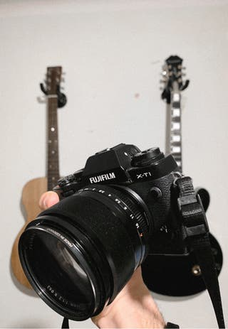 Fujifilm XT-1 + 56mm 1.2R (cambio)