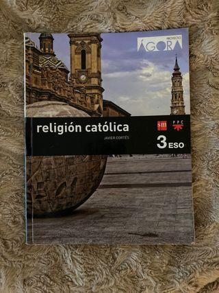 LIBRO RELIGION 3 DE LA ESO