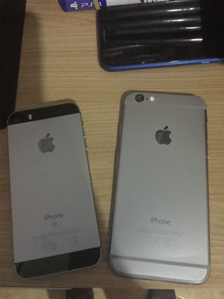 iPhone 6 y iPhone SE despiece