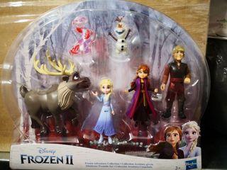 Frozen 2, figuras.