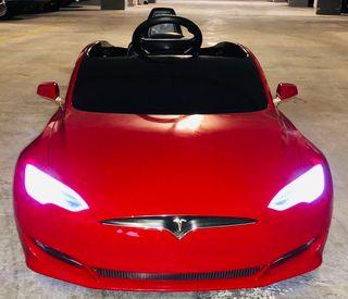 Coche Electrico Tesla S