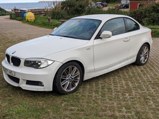 BMW 118d M sport edition 2013 serie 1 coupe