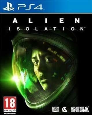 Aliens Isolation PS4