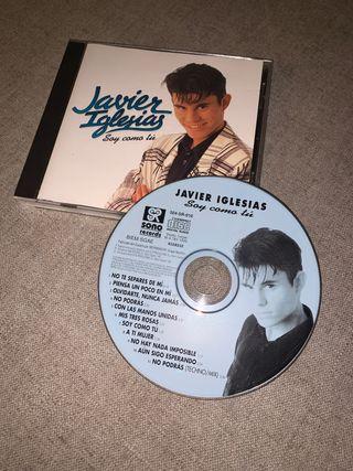 """JAVIER IGLESIAS """"Soy como tú"""" (1995)"""