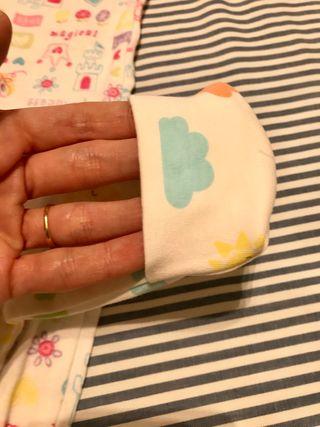Lote ropa bebé niña 0-3 meses / 62cm