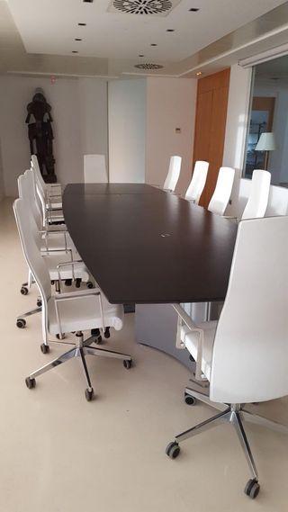 Mesa diseño Sala reuniones