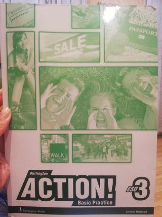Burlington action 3°ESO