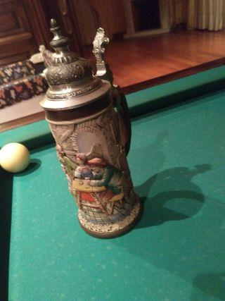 Jarras de cerveza alemanas