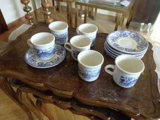 Juego de café Ironstone Tableware