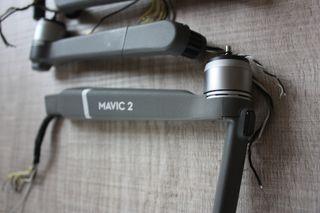 Patas con motores DJI Mavic 2 pro y zoom
