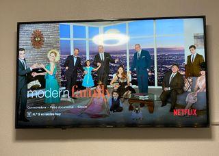 """TV Hisense 55"""" 4K Smart TV"""
