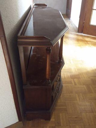 Mueble entrada recibidor antiguo