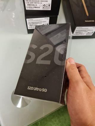SAMSUNG S20 ULTRA 5G NEW LIBRE FACTURA