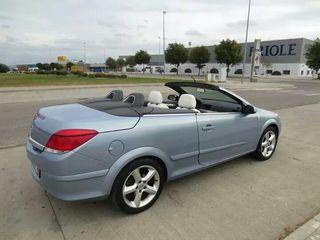 Descapotable Opel Astra Twintop, 80000km