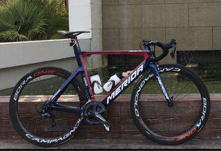 Bicicleta Merida Reacto team 2019
