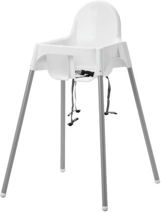 Trona Ikea (orinal de regalo)