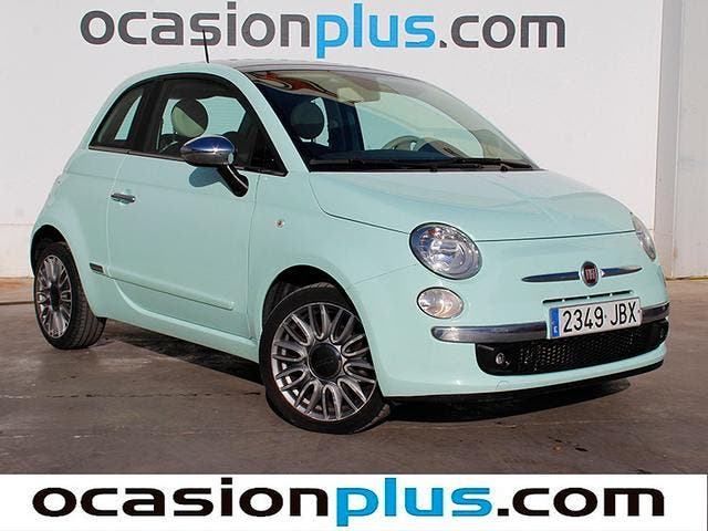 Fiat 500 1.3 Multijet SANDS Cult 70 kW (95 CV)