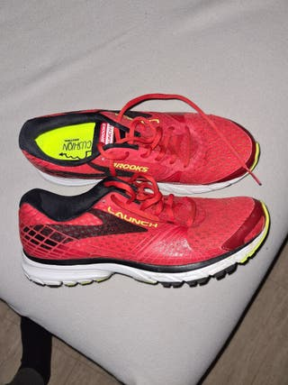 zapatillas launch brooks
