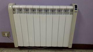 5 radiadores electricos con termostato Acesol