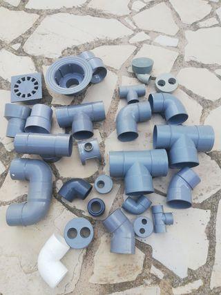 accesorios de PVC