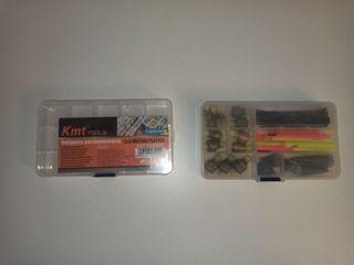 cajas multiusos plástico pesca