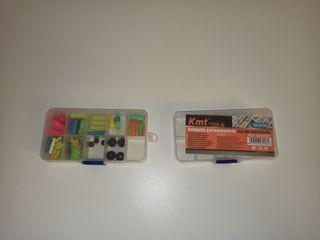 caja multiusos pesca plástico