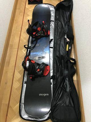 Set snowboard completo
