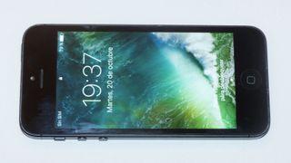 iPHONE 5, LIBRE, 16 GB, COLOR NEGRO