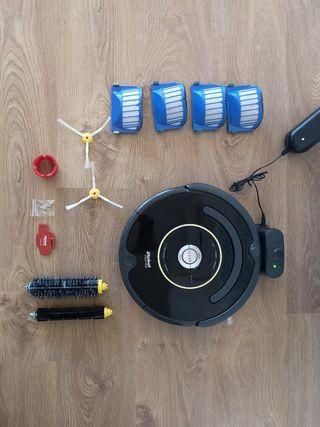 iRobot aspirador Roomba 650