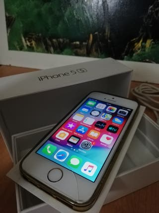 iPhone 5S, Oro, 16Gb.
