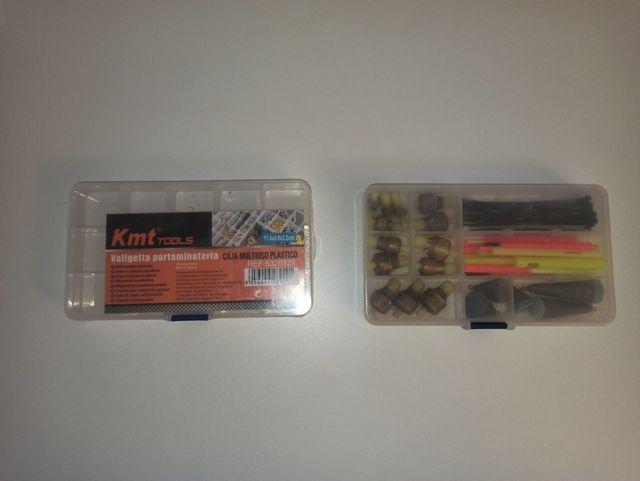 caja plástico multiusos pesca