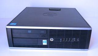 Ordenador HP Compaq 8000 Elite Sff W10 Pro Wifi